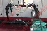 抽砂泵机组排空装置